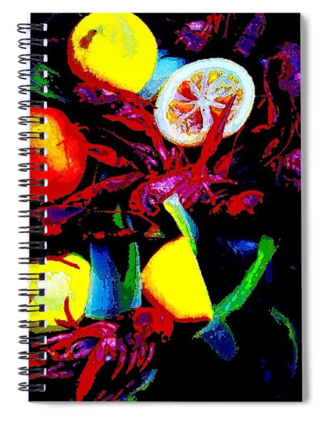 Craw Daddies  Spiral Notebook