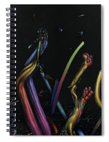 Creation Spiral Notebook