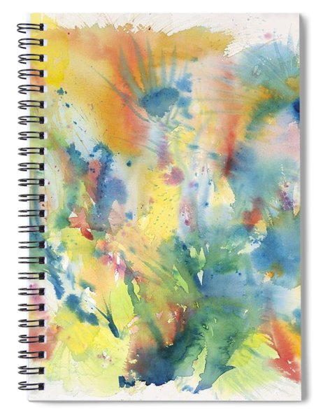 Creative Expression Spiral Notebook