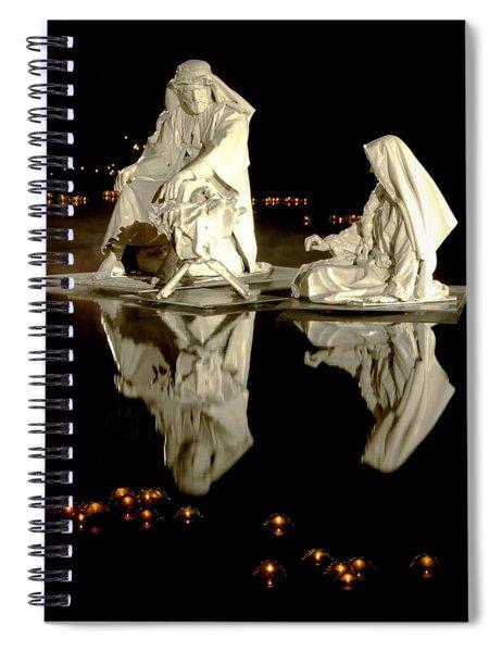 Creche Spiral Notebook
