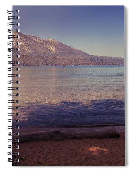 Crisp And Clear Spiral Notebook