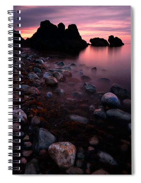 Cromarty Sunrise Spiral Notebook