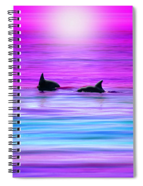 Cruisin' Together Spiral Notebook