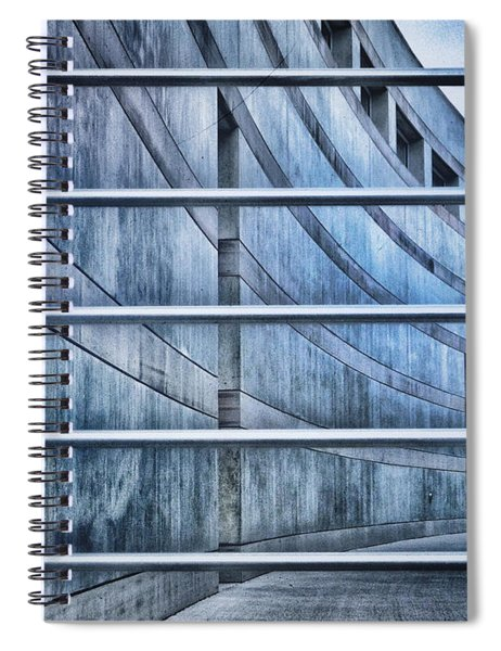 Greytones Spiral Notebook