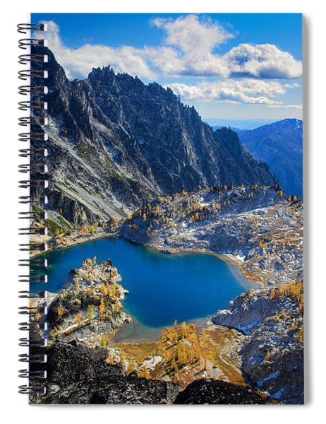 Crystal Lake Spiral Notebook