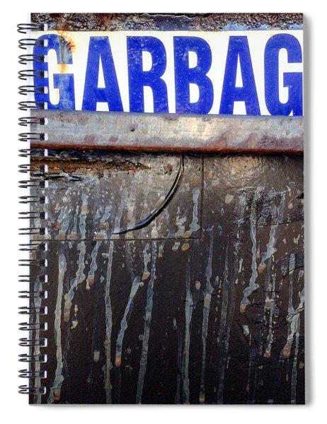 1 Ct Spiral Notebook