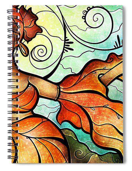 Cubana Spiral Notebook