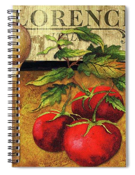 Cuisine IIi Spiral Notebook