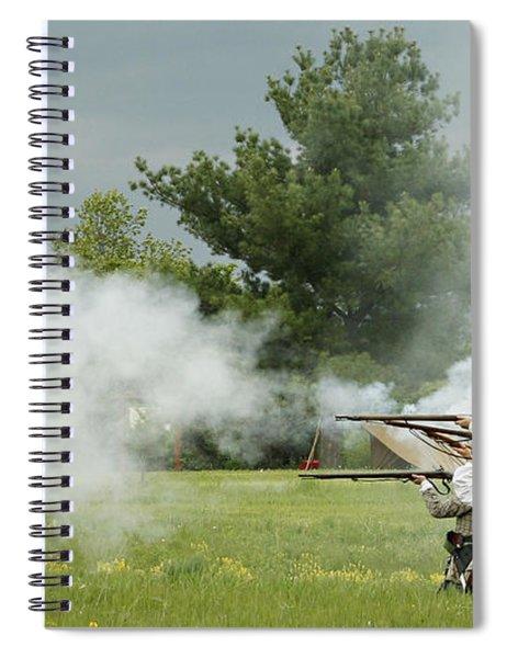 Culloden Jacobites Spiral Notebook