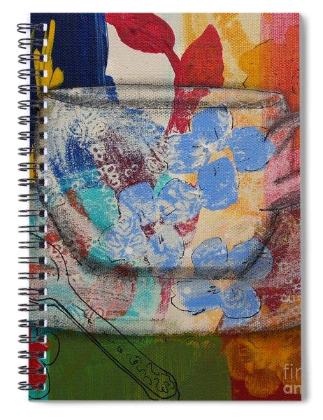 Cuppa Luv Spiral Notebook