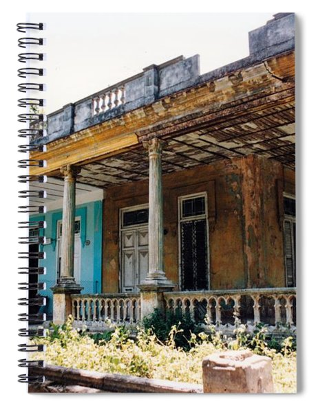 Curbside Appeal Spiral Notebook