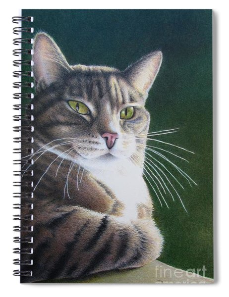 Royalty Spiral Notebook