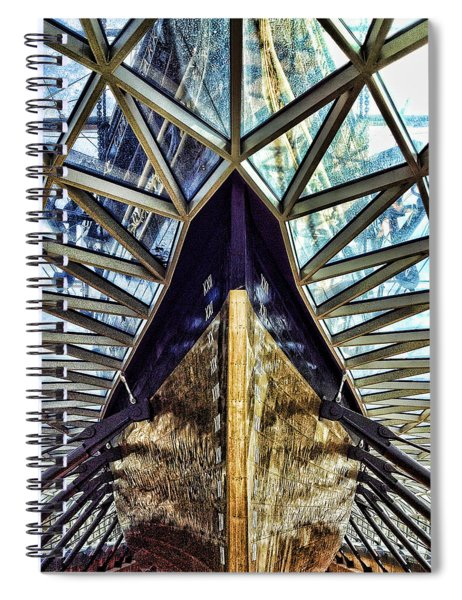 Cutty Sark Spiral Notebook