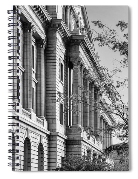 Cuyahoga County Court House Spiral Notebook