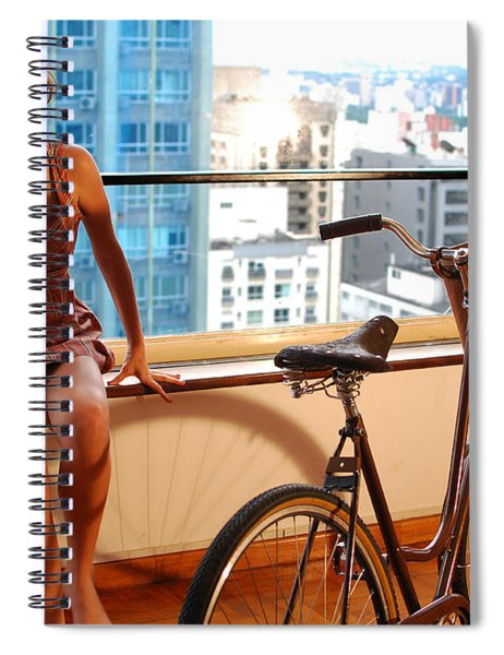 Cycle Introspection Spiral Notebook