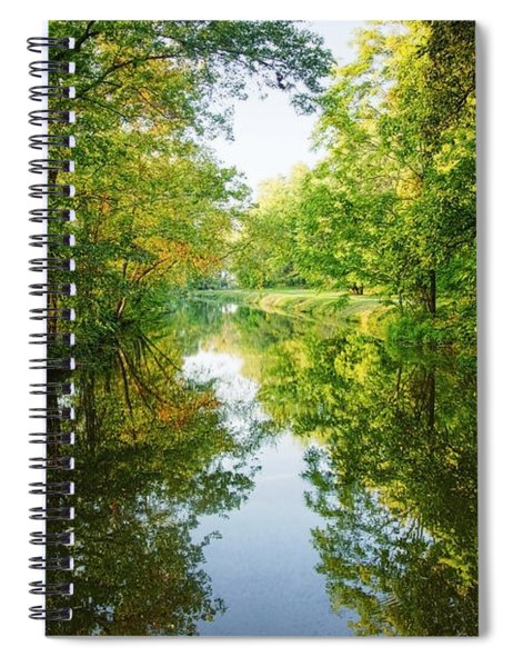 D And R Canal  Spiral Notebook