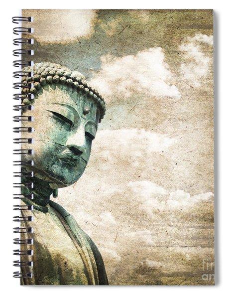 Daibutsu Spiral Notebook