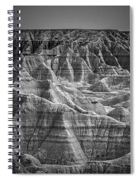 Dakota Badlands Spiral Notebook