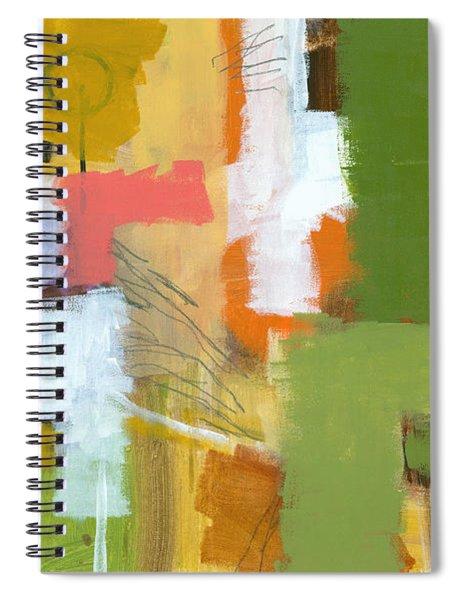 Dakota Street 5 Spiral Notebook