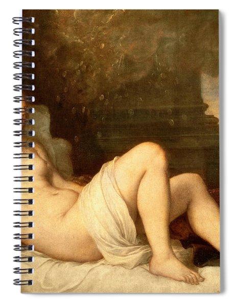 Danae Spiral Notebook