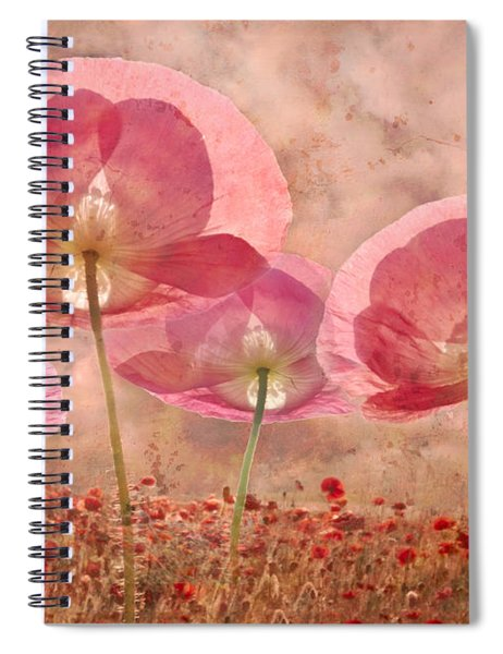 Dance Of The Fairies Spiral Notebook