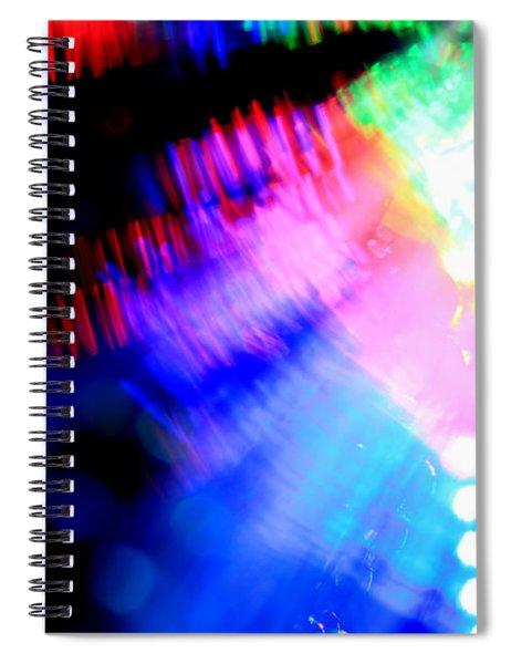 Dancing Queen Spiral Notebook