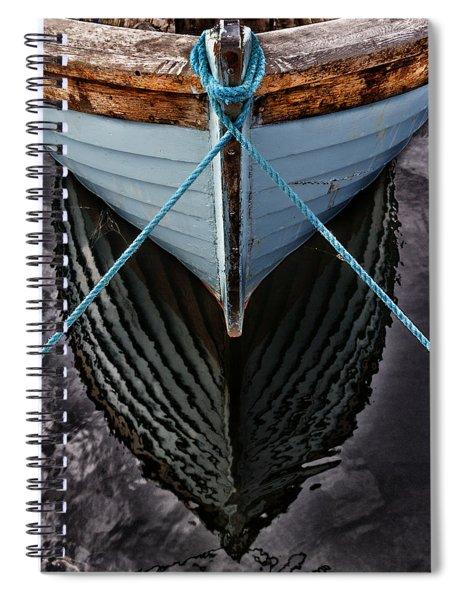 Dark Waters Spiral Notebook