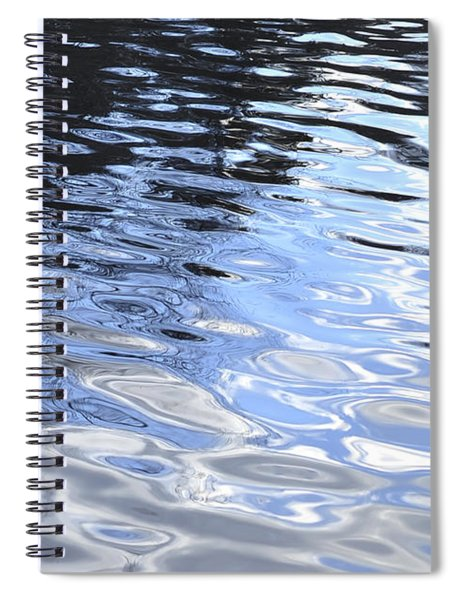 Darkness To Light Spiral Notebook