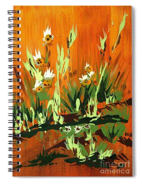 Darlinettas Spiral Notebook