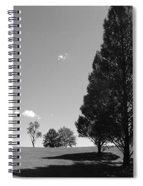 Davenport Park Spiral Notebook