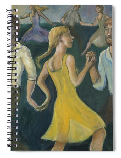 Dawn Dance Spiral Notebook