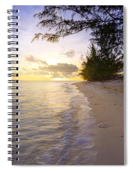 Dawn Of A New Day Spiral Notebook