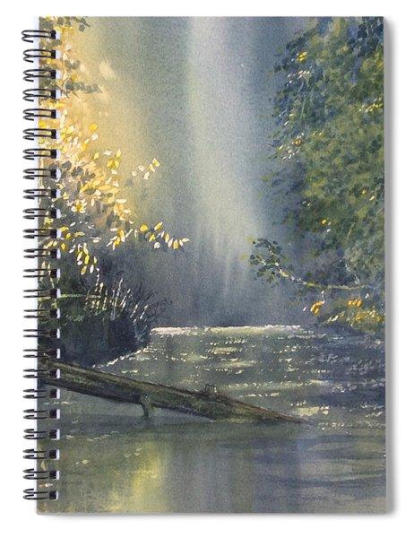 Dawn On The Derwent Spiral Notebook