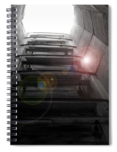 Daylight Spiral Notebook