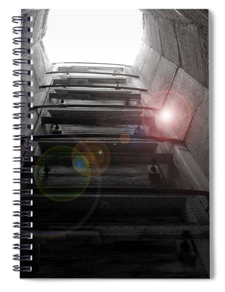 Daylight Spiral Notebook