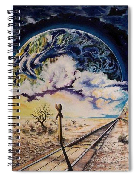 Dead Tree Junction Spiral Notebook