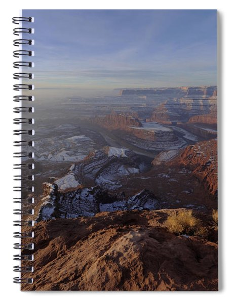 Deadhorse Point Spiral Notebook