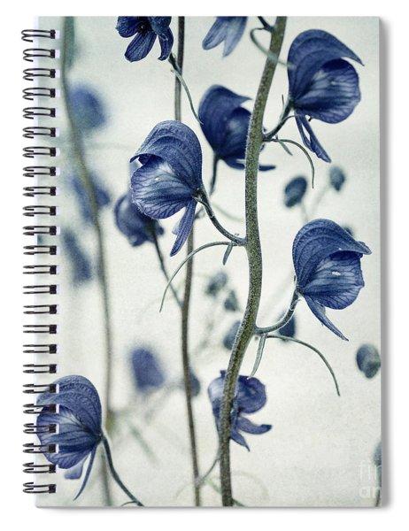 Deadly Beauty Spiral Notebook