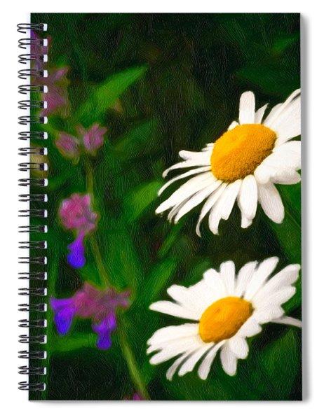 Dear Daisy Spiral Notebook