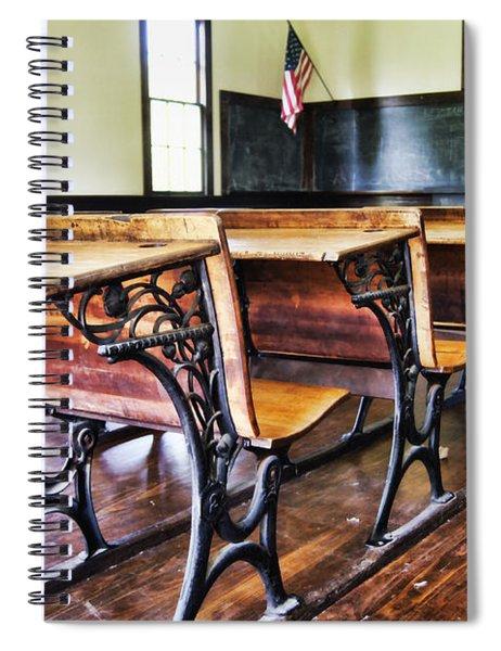 Dear Old Golden Rule Days Spiral Notebook