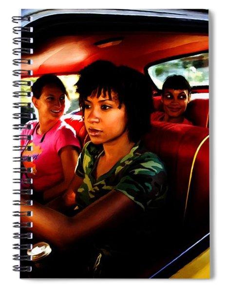 Death Proof - Quentin Tarantino - 2007 Spiral Notebook