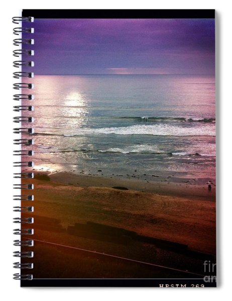 Del Mar Spiral Notebook