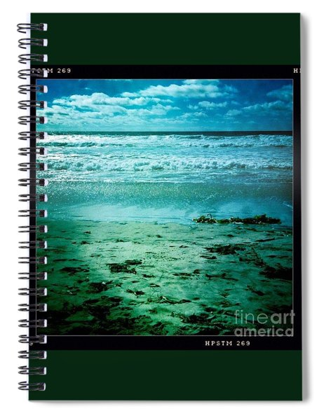 Del Mar Glow Spiral Notebook