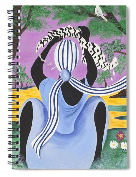 Delicate Cycle Spiral Notebook