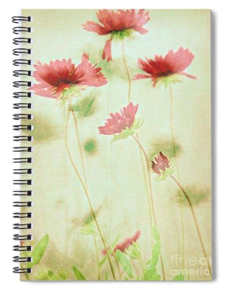 Delicate Dance Spiral Notebook