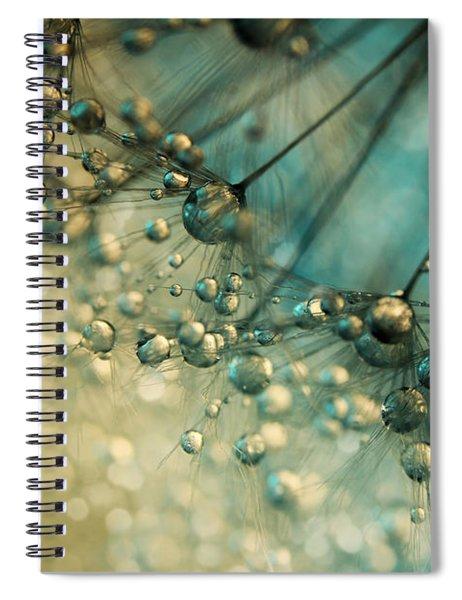 Delicious Dandy Drops Spiral Notebook