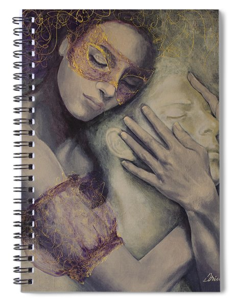 Delusion Spiral Notebook