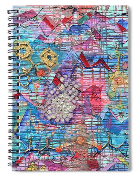 Density Of States Spiral Notebook