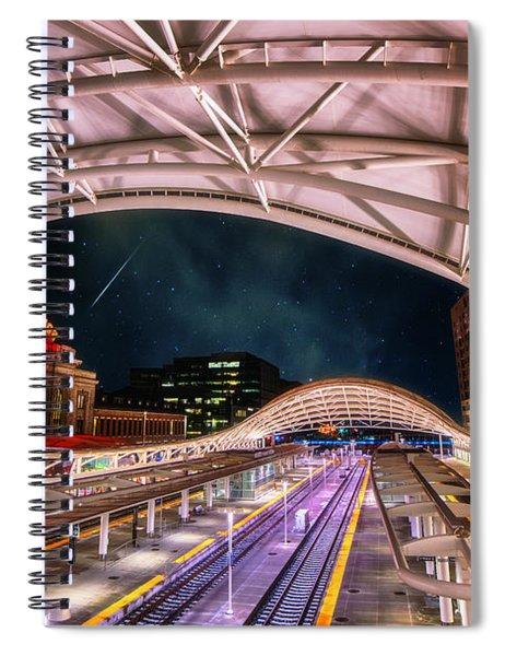 Denver Air Traveler Spiral Notebook