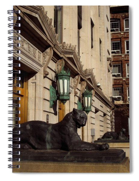 Denver Architecture 2 Spiral Notebook